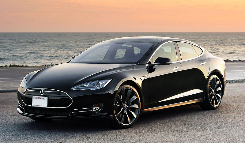 Tesla Model S Private lease elektrische auto