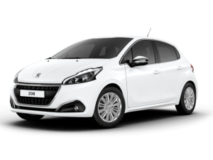 Peugeot 208 Private Lease Private Lease Vergelijken