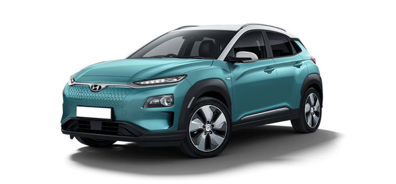Hyundai Kona-Electric private lease